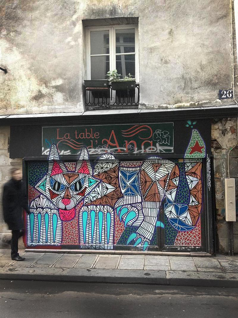 michael kershnar street art paris